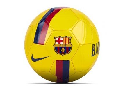 Fotbalový míč Nike FC Barcelona vel. 5 supporters
