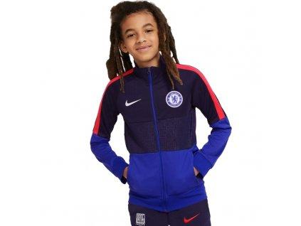 Dětská tréninková mikina Nike Chelsea FC Anthem
