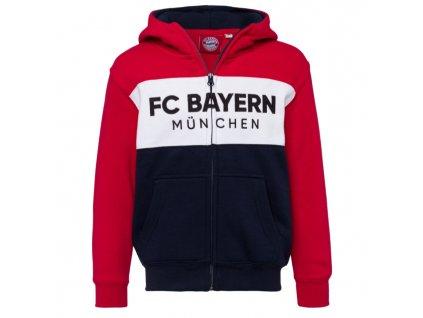 Dětská mikina FC Bayern Mnichov Striker