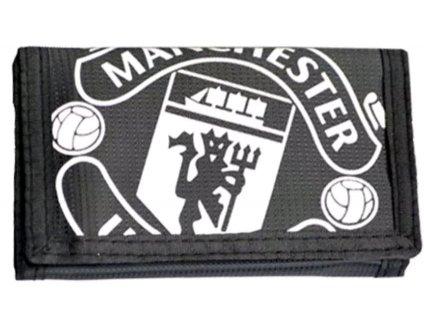 Peněženka FC Manchester United: React (12 x 8 cm) polyester
