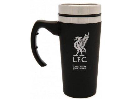Nerezový cestovní hrnek Liverpool FC: Logo (objem 450 ml)