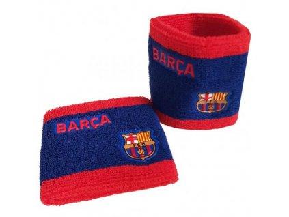 Potítka FC Barcelona: Znak Set 2 kusy ()