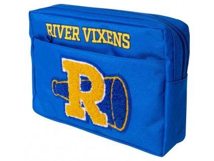 Školní penál na psací potřeby Riverdale: Vixens (20 x 15 x 5 cm)
