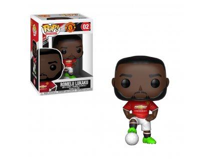Figurka Funko POP Manchester United FC - Romelu Lukaku