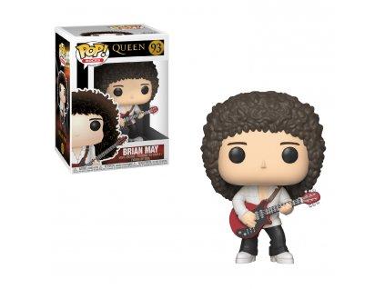 Figurka Funko POP Rocks Queen - Brian May