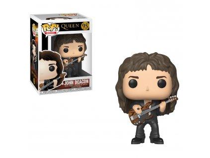 Figurka Funko POP Rocks Queen - John Deacon