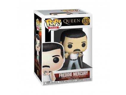 Figurka Funko POP Rocks Queen- Freddie Mercury Radio Gaga