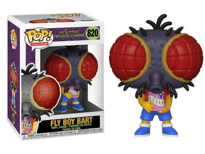 Figurka Funko POP Animation Simpsons - Bart Fly