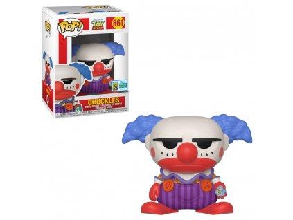 Figurka Funko POP Disney Toy Story - Chuckles