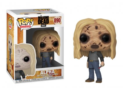 Figurka Funko POP The Walking Dead - Alpha