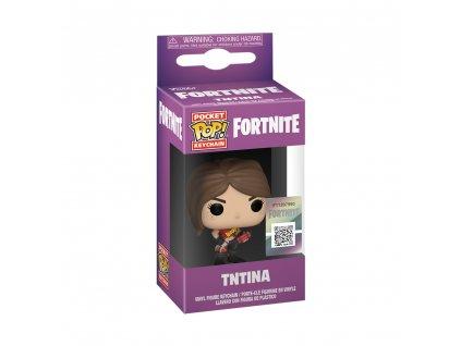 Klíčenka Funko POP Keychain Fortnite - TN Tina