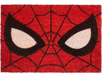 Rohožka Marvel|Spiderman: Maska (60 x 40 cm) červená