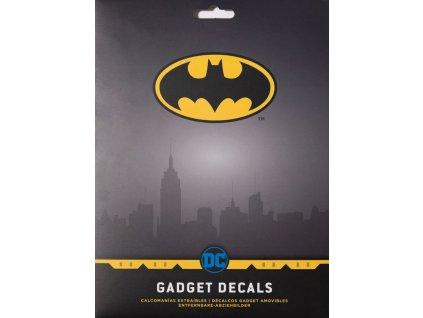 Samolepky na elektroniku DC Comics: Batman 35 voděodolných samolepek ()