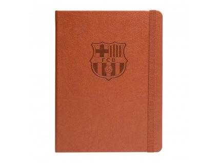 A5 blok FC Barcelona: Premium (15 x 21 cm)