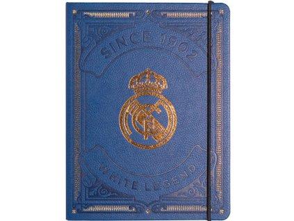 A5 blok FC Real Madrid: Premium (15 x 21 cm)