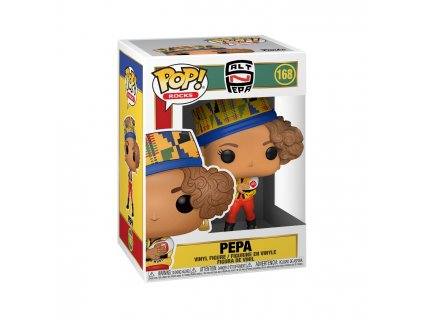 Figurka Funko POP Rocks: Salt-N-Pepa - Pepa