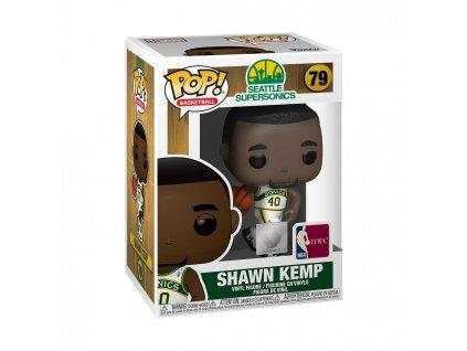 Figurka Funko POP NBA: Legends - Shawn Kemp(Sonics home)