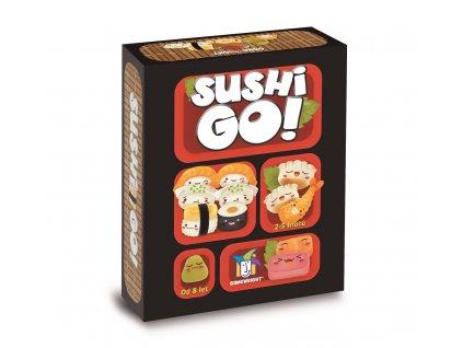 Rodinná hra Sushi GO