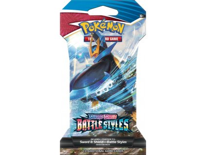Pokémon TCG: SWSH05 Battle Styles - 1 Blister Booster