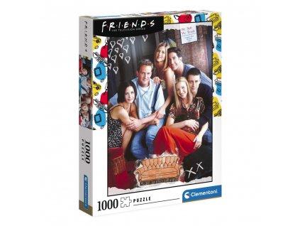 Puzzle Friends: Group Shot 1000 dílků (50 x 69 cm)