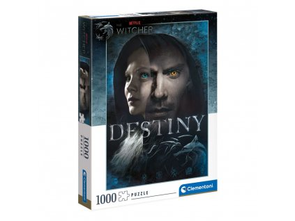 Puzzle The Witcher|Zaklínač: Destiny 1000 dílků