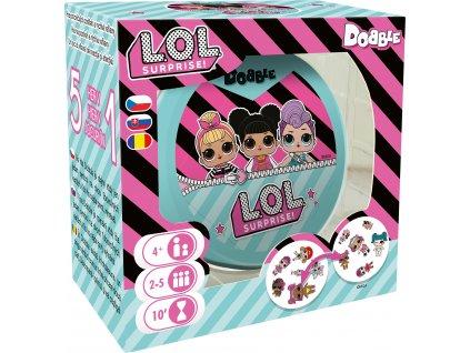 Dětská hra Dobble L.O.L.