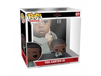 Figurka Funko POP Albums 20: Lil Wayne - Tha Carter III