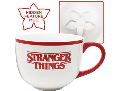 Keramický cappuccino hrnek Starnger Things: Demogorgon (objem 630 ml)