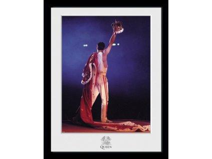 Plakát v rámu Queen: Crown (30 x 40 cm)