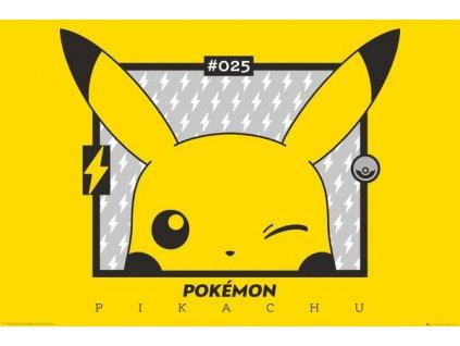 Plakát Pokémon: Pikachu Wing (61 x 91,5 cm)