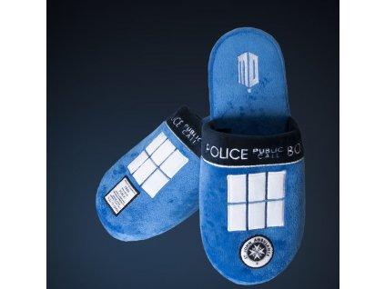 Nazouvací trepky Doctor Who: Police Box (EU 42-45)