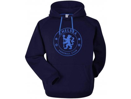 Pánská mikina Chelsea FC crest navy