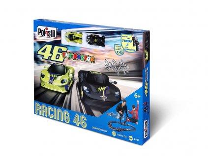 Polistil Autodráha VR46 Super Looping set 1:43