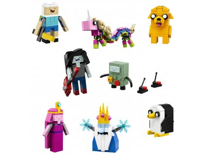 LEGO Ideas Čas na dobrodružství 21308