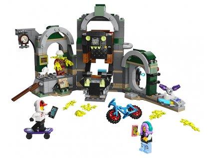 LEGO Hidden Side Metro v městečku Newbury 70430