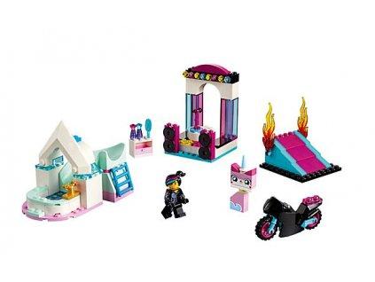 LEGO Movie Lucy a její box pro stavitele! 70833