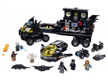 Mobilní základna Batmana