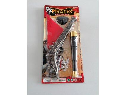 Sada pro malé piráty