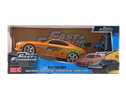Rychle a zběsile RC auto Brian's Toyota 1:24