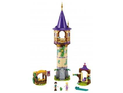 Locika ve věži
