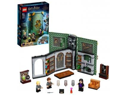 LEGO Harry Potter Kouzelné momenty z Bradavic: Hodina lektvarů 76383