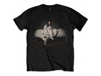 Unisex tričko Billie Eilish: Sweet Dreams (S) černá