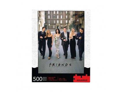Puzzle 500 kusů Friends Přátelé: Svatba (35 x 48 cm)