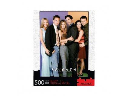 Puzzle 500 kusů Friends Přátelé: Herci (35 x 48 cm)