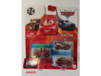 CARS MINI 3 PACK