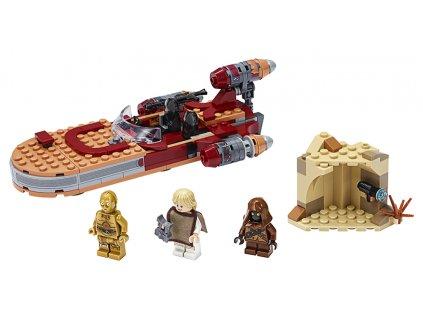 Pozemní spídr Luka Skywalkera