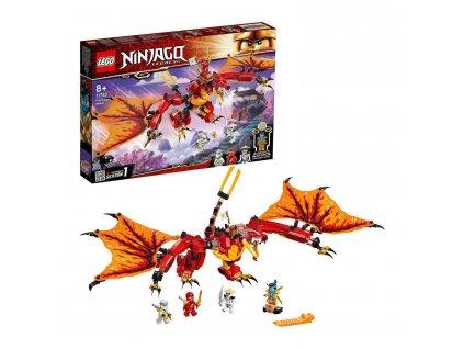 Útok ohnivého draka