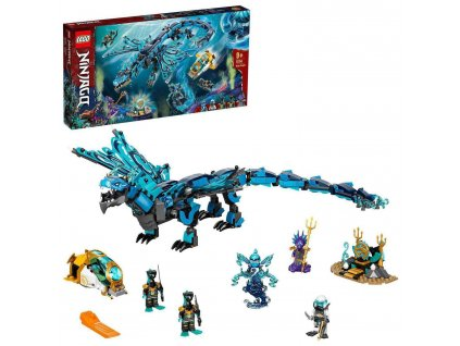 LEGO NINJAGO Vodní drak 71754