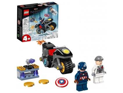 Captain America vs. Hydra