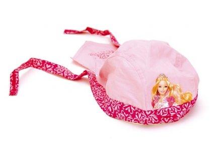 Letní šátek světle růžový, 54